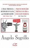 Small trilingual slang dictionary and colloquial language: English - Portuguese - Russian