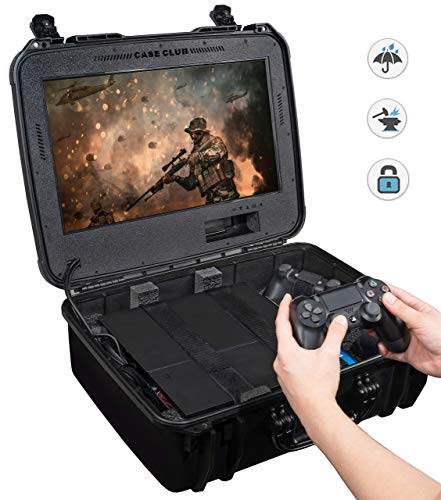 Case Club Waterproof Playstation 4 Portable Gaming...