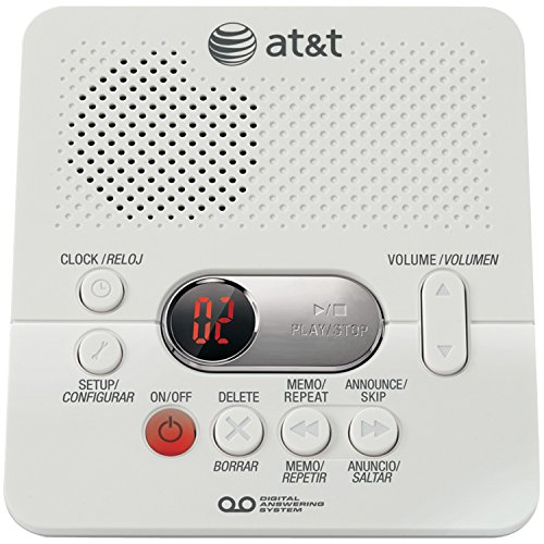Atamp; T 1740 Digital Answering Machine