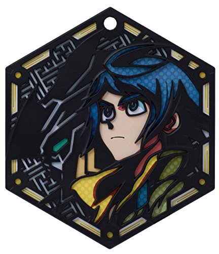 Bandai Hobby Character Stand Plate: Mikazuki Augus Gundam IBO Building Kit