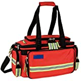 Elite Bags EXTREME'S - Bolsa de emergencia (49 x 27,5 x 29 cm), color rojo