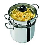 Barazzoni - 419048022–Cuiseur à pâtes avec Couvercle...