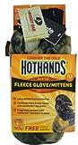 HotHands Heatmax Heated Fleece Mittens (Camo, Large/X-Large)