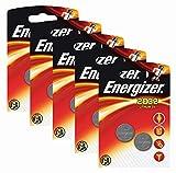 Energizer 637986SET (lot de 5 x 2 piles) 10 piles
