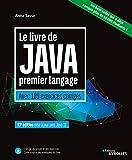 Le livre de Java premier langage: Avec 109 exercices corrigés (Noire)