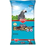 Kaytee Forti Diet Pro Health Bird Food for Parrots, 8-Pound Bag
