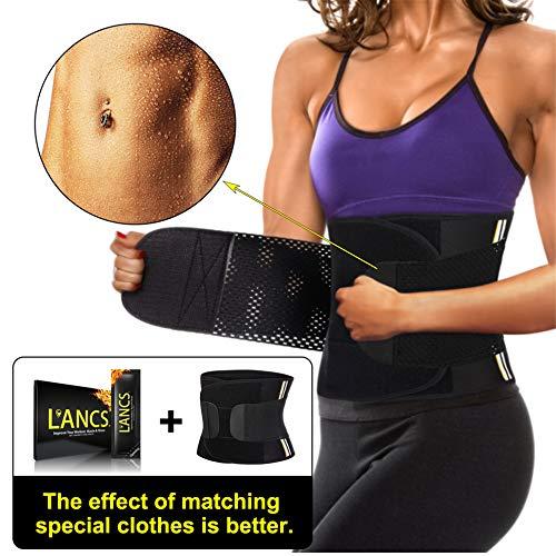 Hot Cream Cellulite Treatment Belly Sweat Workout Slimming Massage Gel(0.53 oz6) 7