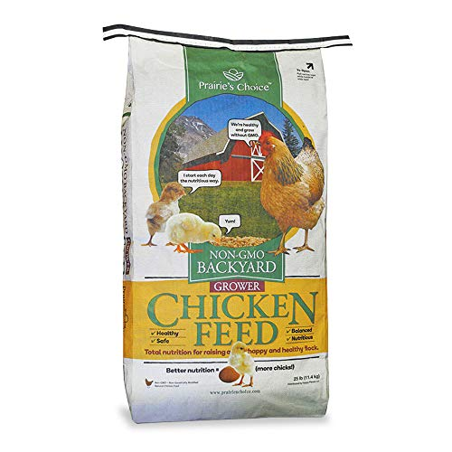 Prairie's Choice Grower Feed