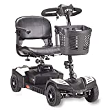 Drive Medical Drive Medical Scout Compact Travel Power Scooter, 4 Wheel