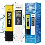 PH Mètre, Misuratore pH,pH Tester, Testeur ph ec Piscine PH TDS&EC température...