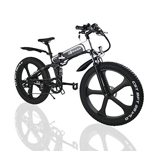 W Wallke Folding Electric Bike