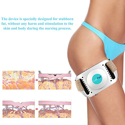 Body Shaping Fat Removal Instrument, Belly Excercise, Waist Vibrate Massage, Freezing and Melting Fat Cells for Fat Loss Excess Fat, for Cheek Arm Waist Upper 2