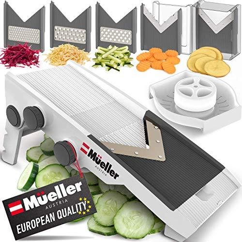 Mueller Premium Mandoline Slicer