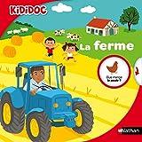 La ferme - Livre animé Kididoc - Dès 4 ans (13)