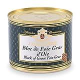 Foie Gras Grolière Bloc du Périgord 190 g Label Oies du Périgord sans Colorants Ni Conservateurs 1 Unité