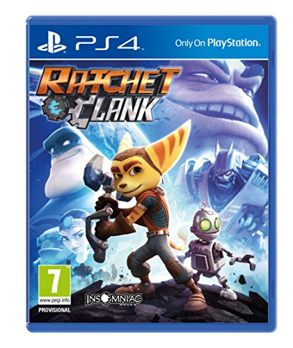 Ratchet and Clank (Sony PS4)