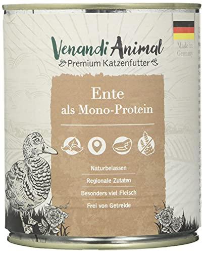 Venandi Animal - Pienso Premium para Gatos - PAQUEE DE Prueba III...