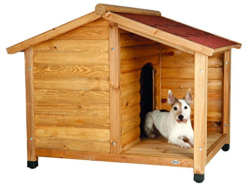 TRIXIE Pet Products Rustic Dog House, Small