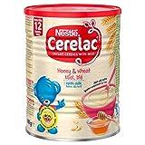 Nestle Cerelac Honey & Wheat with Milk 400g