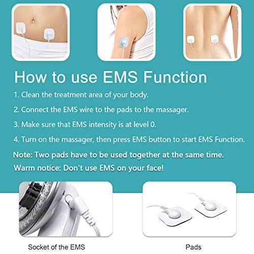 Weight Loss Machine Belly Fat Burner for Women Fat Burning Machine Fat Remover Massager for Stomach Arm Leg Lose Fat Machine 2