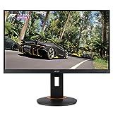 Acer XF250Q Cbmiiprx 24.5' Full HD (1920 x 1080) Zero Frame TN Gaming AMD FreeSync Compatible Monitor - 1ms   240Hz Refresh (Display, HDMI 2.0, HDMI 1.4 Ports), Black