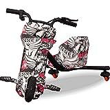 BEEPER Drift-Trike électrique Enfant 200W 24V 4,4Ah RDT200-CAMO2