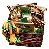 An Irish Wish Gift Basket for St. Patricks Day