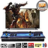 SeeKool 3D Pandora X Arcade Game Console, 1920x1080 Full HD 4 Players Max Arcade Machine with 2350 Games, Support Extended TF Card& USB Disk to Enjoy More Games, for PC / Laptop / TV / PS3