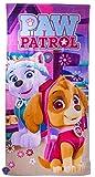 Nickelodeon Paw Patrol pour enfants filles Skye Everest de bain Serviette de plage...