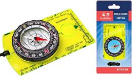 Orienteering Compass - Hiking Backpacking Compass - Advanced...