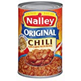 Nalley, Canned Chili, 15oz Can (Pack of 6)...