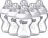 Tommee Tippee Biberons Closer to Nature, 260 ml, Valve Anti-Colique,...