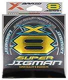 よつあみ エックスブレイド(X-Braid) スーパー ジグマン X8 200m 0.8号 16lb 5カラー