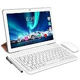 Tablet 10 Pulgadas 8 Core - TOSCiDO Android 10.0 Certificado por Google GMS 4G LTE Tablets,4GB de...