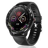 Canmixs Smartwatch Orologio Fitness Tracker Uomo Donna, Bluetooth...