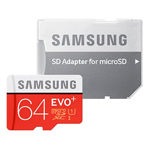 Samsung microSDXCカード 64GB EVO+ Class10 UHS-I対応 (最大読出速度80MB/s:最大書込速度20MB/s) Nintendo Switch 動作確認済 MB-MC64DA/FFP