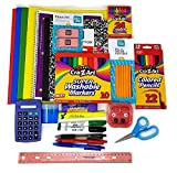 Back to School Supplies Essential Bundle - 4th Grade   5th Grade   6th Grade   7th Grade