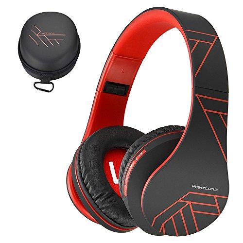 PowerLocus P2 – Auriculares Bluetooth inalambricos de Diadema...