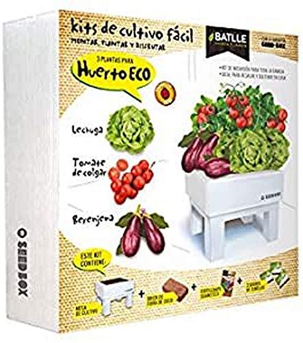 Huerto Urbano - Seed Box Orto - Batlle