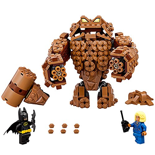 LEGO Batman Movie Clayface Splat Attack 70904