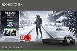 Los juegos funcionan mejor en Xbox One X; Con un 40 % más de potencia que cualquier otra consola, disfruta de la auténtica experiencia de inmersión del juego en 4K Maximiza el rendimiento del juego con una velocidad de 12 GB de memoria gráfica GDDR5 ...