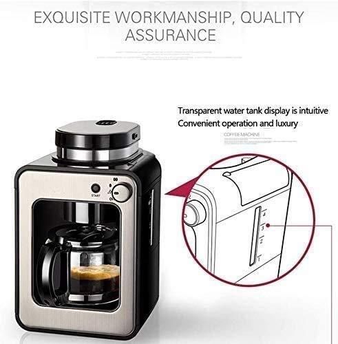 PXX Coffee Makers Coffee Machine Filter Anti-Drip System Espresso Coffee Maker Household Small Automatic Insulation Tea Makers Kitchen Appliances Espresso Machines 6