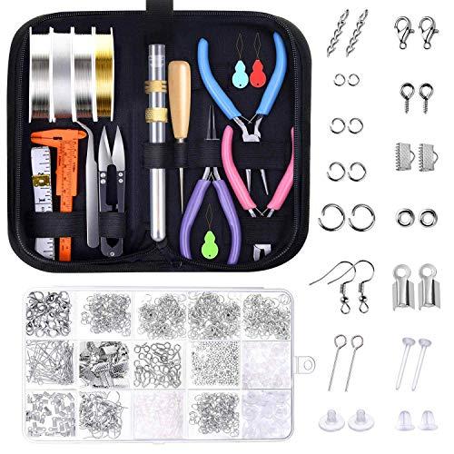 Jewelry Making Tools Kit