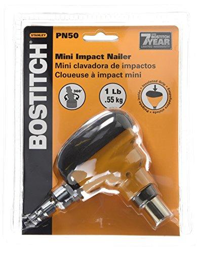 BOSTITCH Palm Nailer, Mini Impact (PN50)