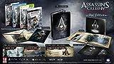 la version Collector d'Assassin's Creed IV : Black Flag contient : Une version du jeu Un coffret métallique géant L'artbook La bande originale officielle Des missions solo supplémentaires (Le mystère caché, les secret sacrifiés) Du contenu supplément...