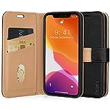 【Amazon限定ブランド】Labato iPhone 12 ケース iPhone 12 pro ケース 手帳型 6.1インチ アイ……