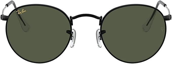 round time-less ray bans
