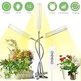 Lampe de Croissance pour Plantes 150W 315LEDs, Spectre Complet Lampe à LED...