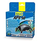 TETRA APS 50 - Pompe à Air pour Aquarium de 10 à 60L -Silencieuse avec triple système anti-bruit -...