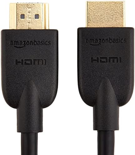Amazon Basics CL3 Rated High-Speed HDMI Cable (18 Gbps, 4K/60Hz) - 6 Feet, Pack of 3, Black 12